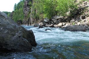 Реки Камчатки
