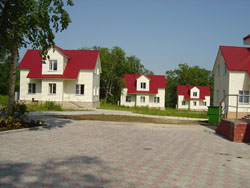Lesnaya Holiday Village